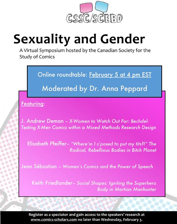SexualityAndGenderFebruary5at4pmEST